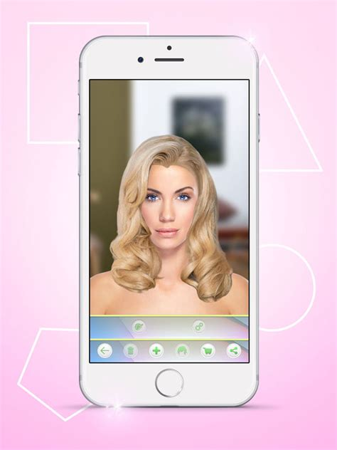 apple shaped face hair cut hairstyles for your face shape on the app store
