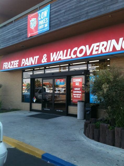 frazee paint wallcovering 6625 miramar rd sorrento valley san diego ca united states