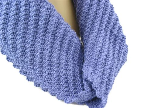 knit warmers knit infinity scarf lavender blue cowl neck warmer
