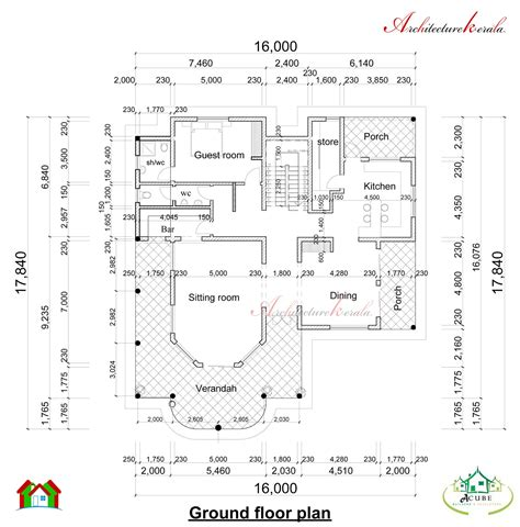 kerala house plans and elevations double storied kerala house plan and elevation architecture kerala