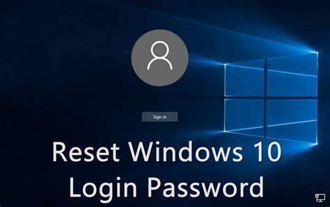 how to reset forgotten xpmuser password in windows xp mode how to reset your forgotten windows 10 password