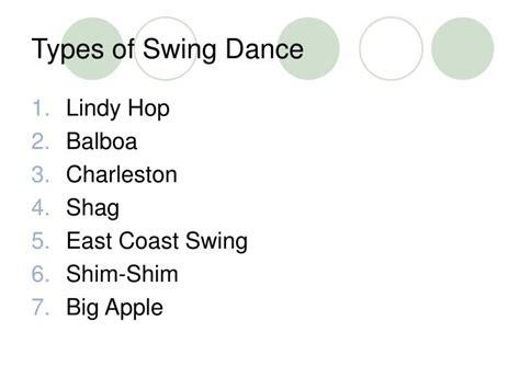east coast swing history ppt swing dance powerpoint presentation id 3696976