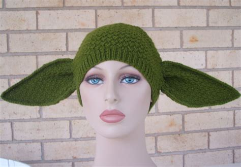 knit yoda hat pattern yoda knit hat patterns a knitting