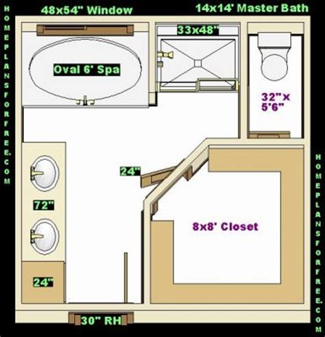 8 x 11 bathroom layout click to view full size image