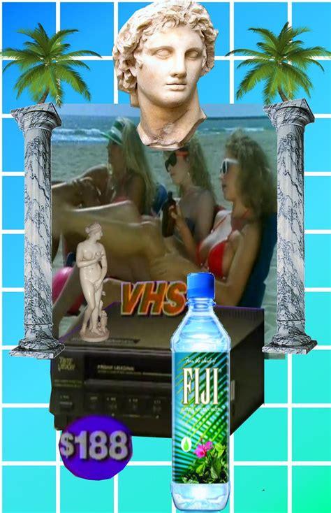 Vaporwave Also Search For Tropical Vhs Vaporwave