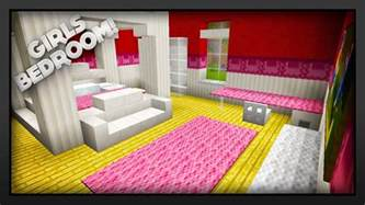 make a bedroom minecraft how to make a girls bedroom youtube