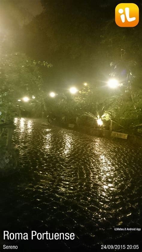 ore roma foto meteo roma portuense roma portuense ore 20 06