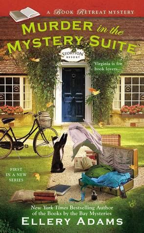 the plot is murder mystery bookshop books murder in the mystery suite book retreat mysteries 1 by