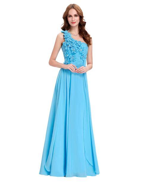 Online Get Cheap Light Blue Bridesmaid Dresses Aliexpress