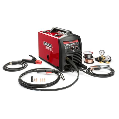 lincoln tig welders lincoln electric 140 le31mp multi process stick mig