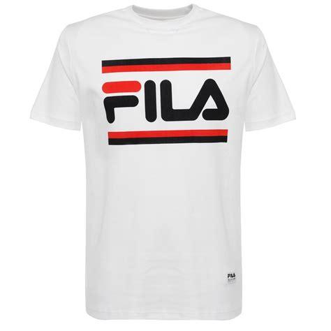 T Shirt Fila 2 fila vintage uk vialli white t shirt