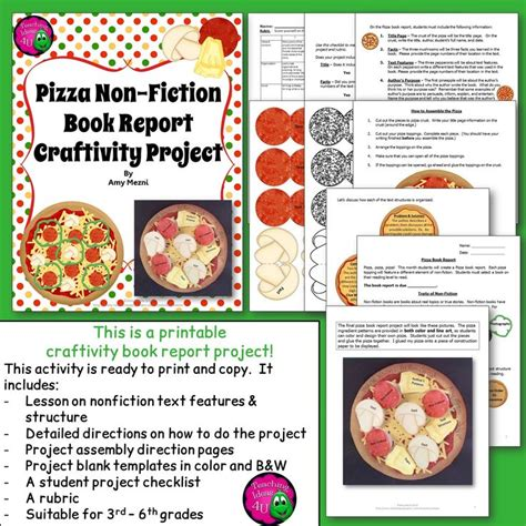 pizza box book report 7 best pizza hut book it ideas for homeschool images on