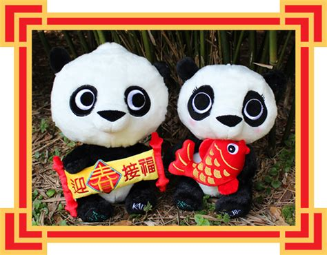 The Year Of The Panda celebrate jia jia s new year in