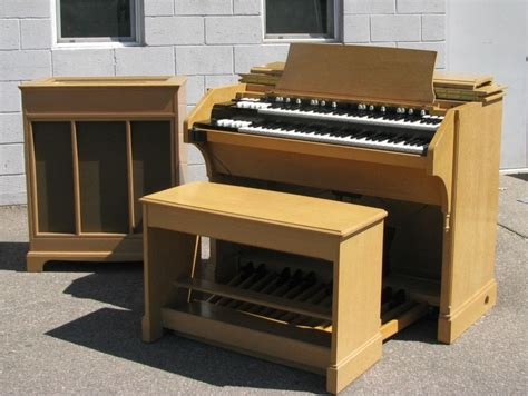 hammond pr 40 tone hammond c 3 organ and matching pr 40 tone in