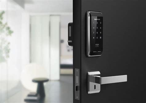 samsung shs  digital door lock  keyless touchpad
