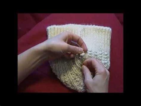 punto materasso cucire un cappello in modo invisibile a punto materasso