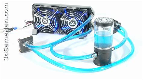 best pc cooling system 1056 aragon 900 water cooling system review