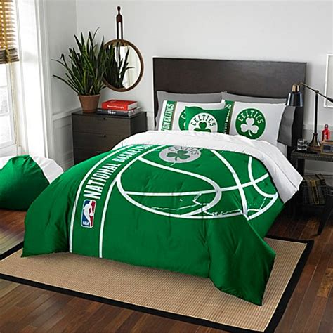 nba comforter sets nba boston celtics comforter set bed bath beyond