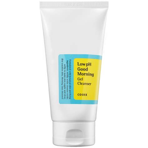 Low Ph Morning Cleanser 150ml by Cosrx Low Ph Morning Cleanser 150ml Hq Hair