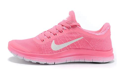 trending nike shoes nike free 3 0 v6 pink white s trend shoes nf3 0v6 w