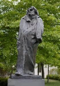 Balzac auguste rodin ngv view work