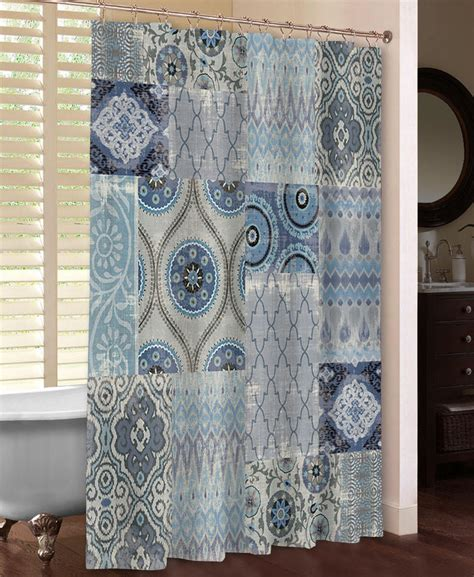 Patchwork Shower Curtains - full size jpg