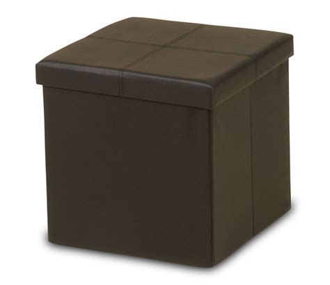 ottoman boxes ottoman foldable small storage box