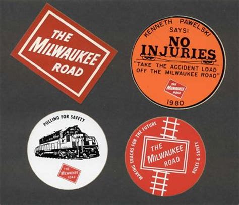 Milwaukee Hat Sticker