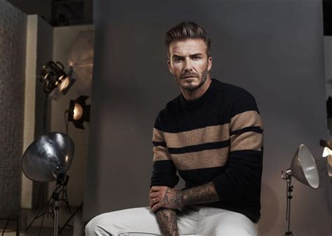 david beckham biography early life david beckham modern essentials h m collection