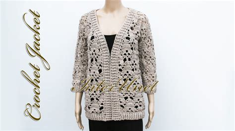 crochet cardigan jacket cardigan crochet pattern
