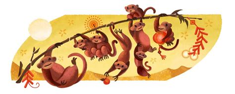 lunar new year for lunar new year doodle welcomes in the year of the