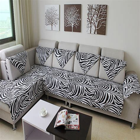 print slipcovers zebra print sofa covers zebra print sofa covers
