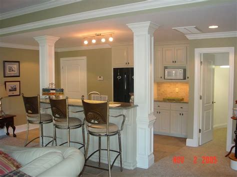 basement kitchens ideas small basement kitchens residential 187 finished
