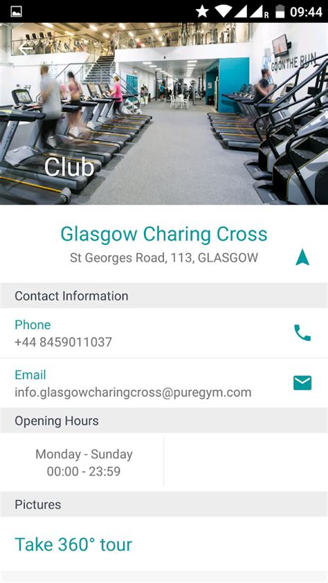 puregym android apps  google play