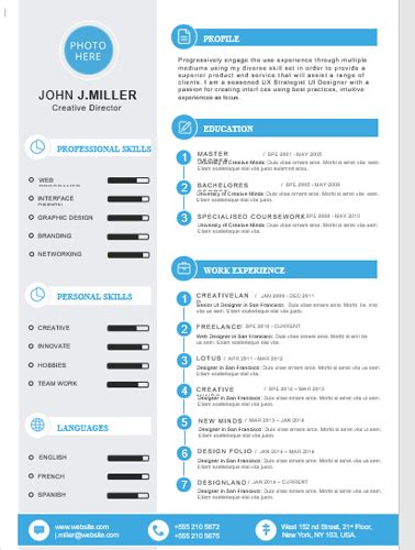Amazing Resume Templates by Amazing Resume 1 Cv Distribution