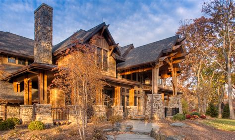 Cabin Style Homes by Our Favorite Rustic Mountain Home Designs Stillwater
