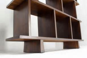 open bookshelves room dividers pair of large open back bookcases shelves wall units room dividers at 1stdibs