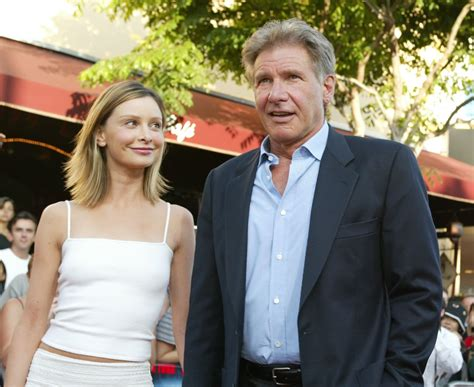 Calista Flockhart And Harrison Ford by Harrison Ford And Calista Flockhart Pictures