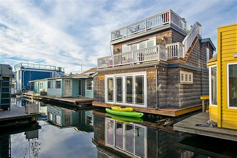 seattle houses seattle houseboats seattle floating homes for sale