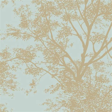 wallpaper trees gold blue with gold tree silhouette wallpaper