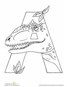 Galerry my first dinosaur alphabet coloring book