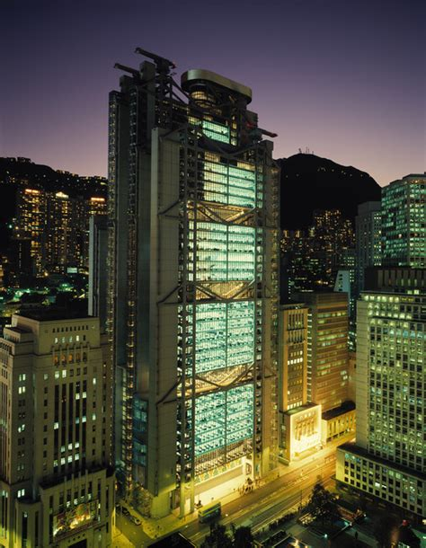 hongkong bank from productivism to scenography the relighting of norman