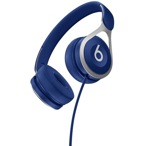 best beats apple beats ep on ear headphones blue ml9d2zm a d i