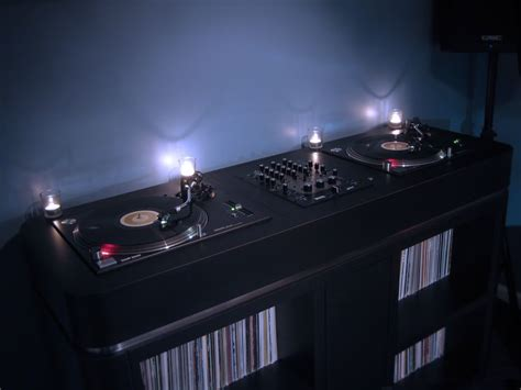 best dj console diy custom home studio dj console dj consoles