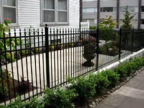 how to choose the best aluminum fence for your homefw real estate fw real estate