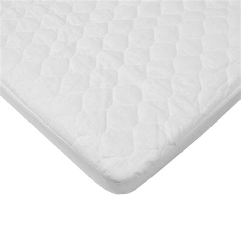 Baby Bassinet Mattress Pad by American Baby Company Waterproof Quilted Cotton Bassinet