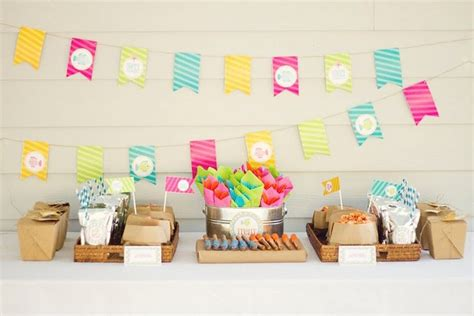 summer party decorations coolest summer party ideas