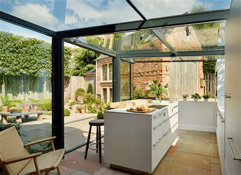 kitchen addition ideas quaint cottage gets a modern kitchen addition