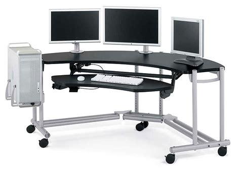 mobile computer desks workstations mobile computer desks workstations whitevan
