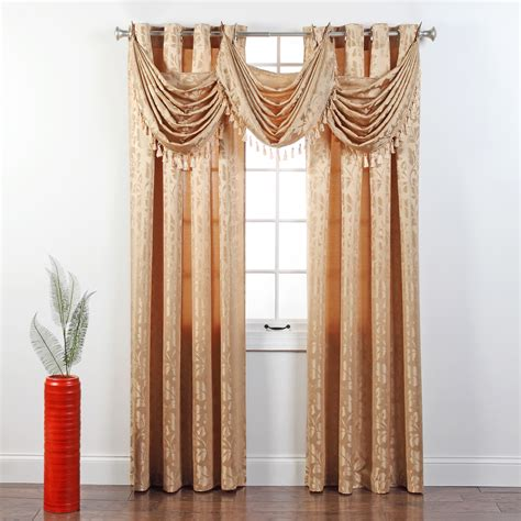 waterfall valance pattern how to make a waterfall valance curtain curtain